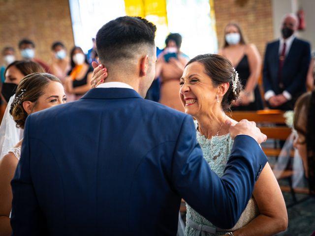La boda de Lourdes y Yassin en Alhaurin De La Torre, Málaga 26