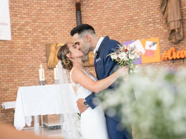 La boda de Lourdes y Yassin en Alhaurin De La Torre, Málaga 29