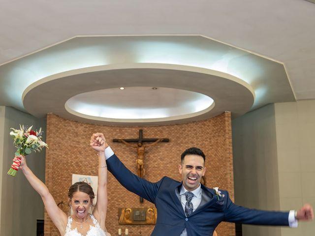 La boda de Lourdes y Yassin en Alhaurin De La Torre, Málaga 30