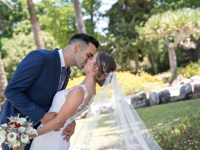 La boda de Lourdes y Yassin en Alhaurin De La Torre, Málaga 33