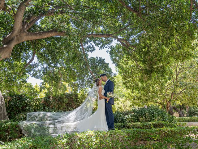 La boda de Lourdes y Yassin en Alhaurin De La Torre, Málaga 34