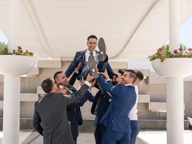 La boda de Lourdes y Yassin en Alhaurin De La Torre, Málaga 43