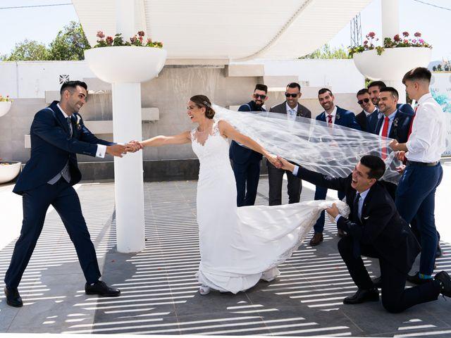 La boda de Lourdes y Yassin en Alhaurin De La Torre, Málaga 46