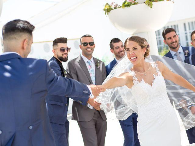 La boda de Lourdes y Yassin en Alhaurin De La Torre, Málaga 47