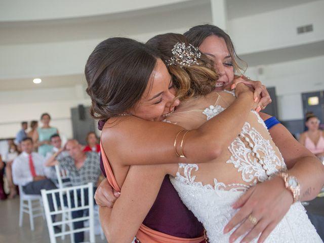 La boda de Lourdes y Yassin en Alhaurin De La Torre, Málaga 50