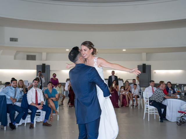 La boda de Lourdes y Yassin en Alhaurin De La Torre, Málaga 51