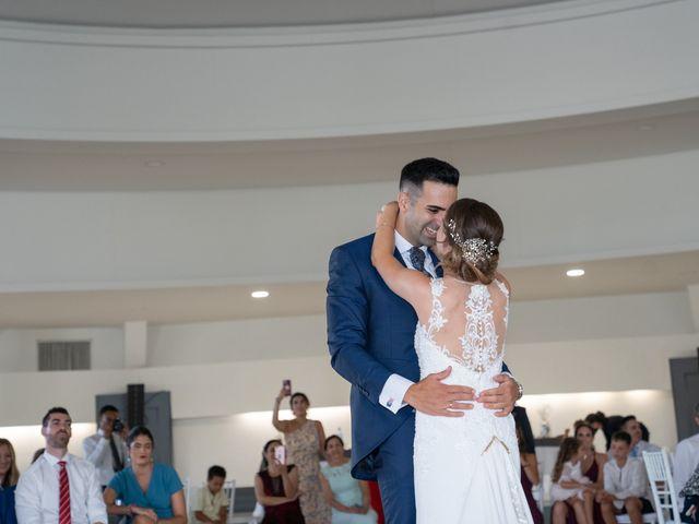 La boda de Lourdes y Yassin en Alhaurin De La Torre, Málaga 53