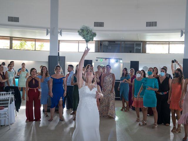 La boda de Lourdes y Yassin en Alhaurin De La Torre, Málaga 55