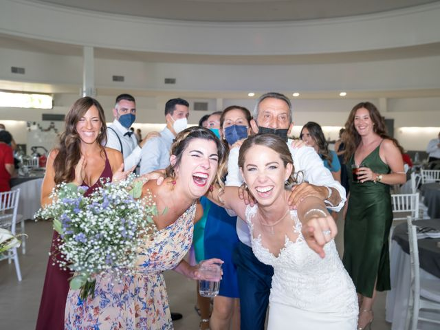 La boda de Lourdes y Yassin en Alhaurin De La Torre, Málaga 57