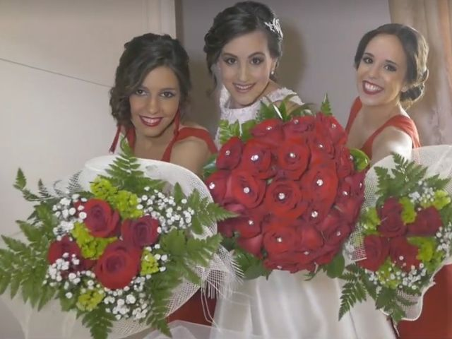 La boda de David y Tamara en Granada, Granada 7