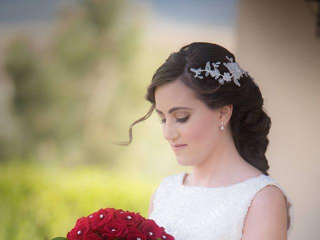La boda de David y Tamara en Granada, Granada 10