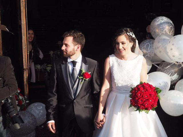 La boda de David y Tamara en Granada, Granada 14