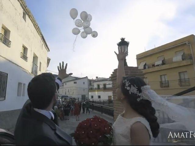 La boda de David y Tamara en Granada, Granada 16
