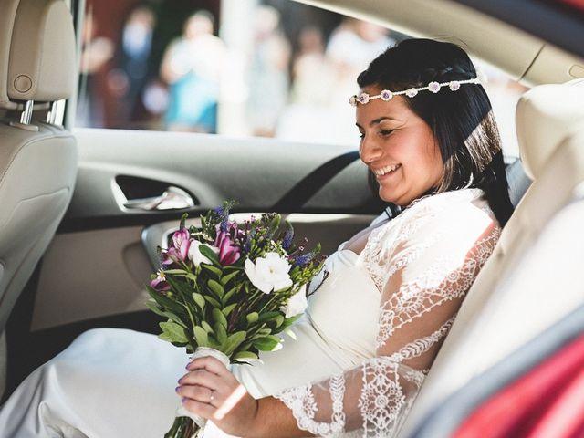 La boda de José y Jenifer en Villaverde Del Rio, Sevilla 6