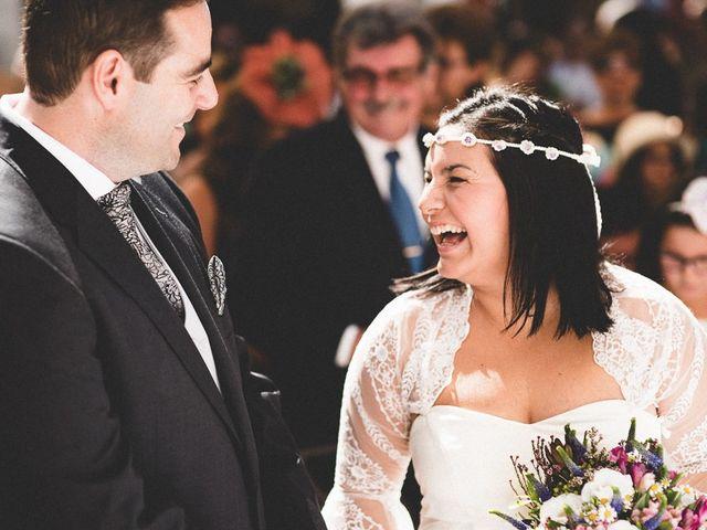 La boda de José y Jenifer en Villaverde Del Rio, Sevilla 9