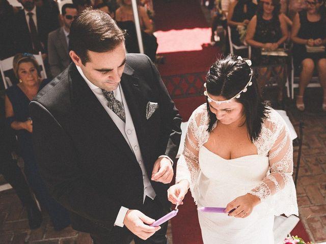 La boda de José y Jenifer en Villaverde Del Rio, Sevilla 12