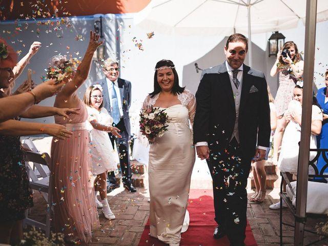 La boda de José y Jenifer en Villaverde Del Rio, Sevilla 19