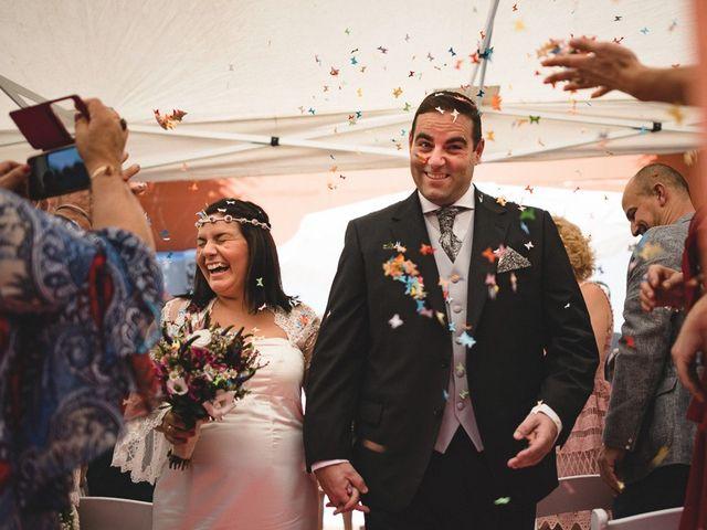 La boda de José y Jenifer en Villaverde Del Rio, Sevilla 20