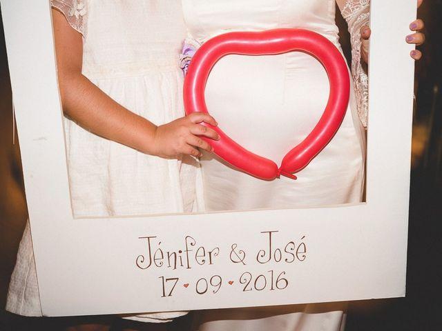 La boda de José y Jenifer en Villaverde Del Rio, Sevilla 35