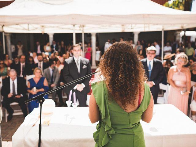 La boda de José y Jenifer en Villaverde Del Rio, Sevilla 44