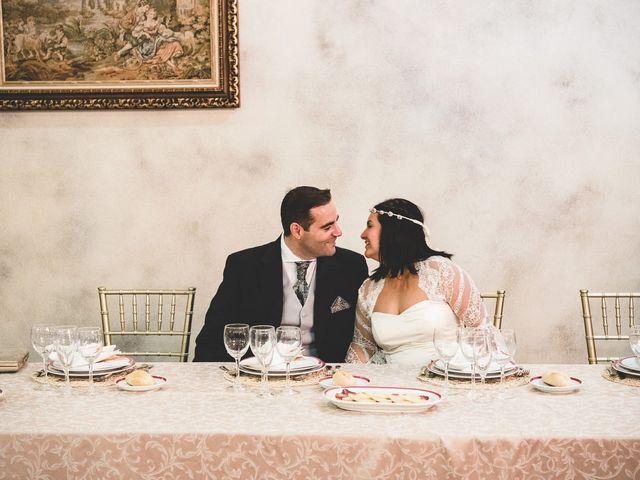 La boda de José y Jenifer en Villaverde Del Rio, Sevilla 48