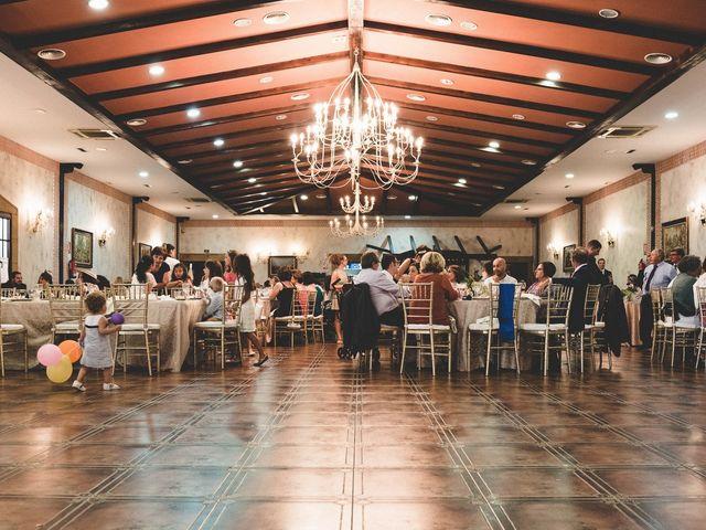 La boda de José y Jenifer en Villaverde Del Rio, Sevilla 51