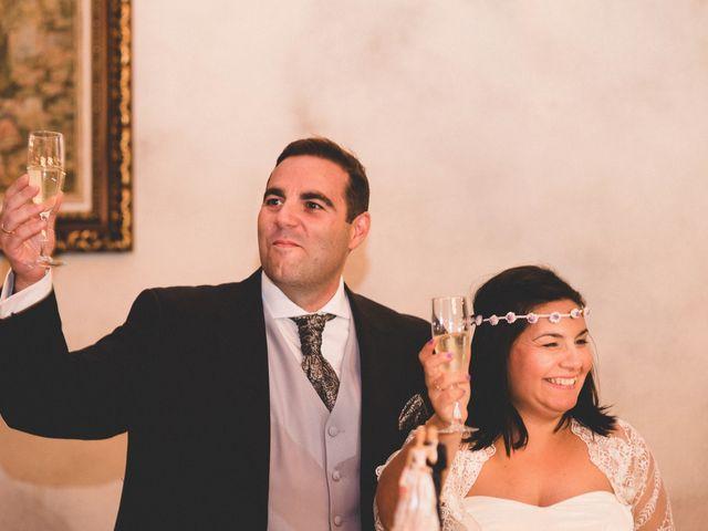 La boda de José y Jenifer en Villaverde Del Rio, Sevilla 52