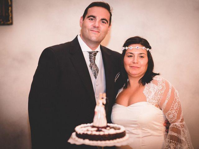 La boda de José y Jenifer en Villaverde Del Rio, Sevilla 53