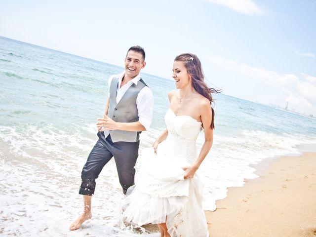 La boda de Ruben y Sandra en Masquefa, Barcelona 18