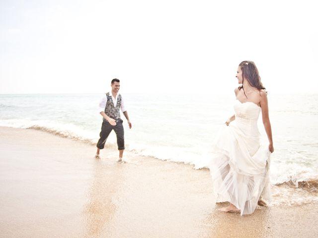 La boda de Ruben y Sandra en Masquefa, Barcelona 20