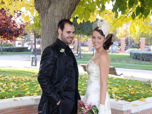 La boda de Víctor y Mª Jesús en Pinto, Madrid 30
