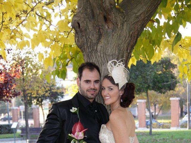La boda de Víctor y Mª Jesús en Pinto, Madrid 32
