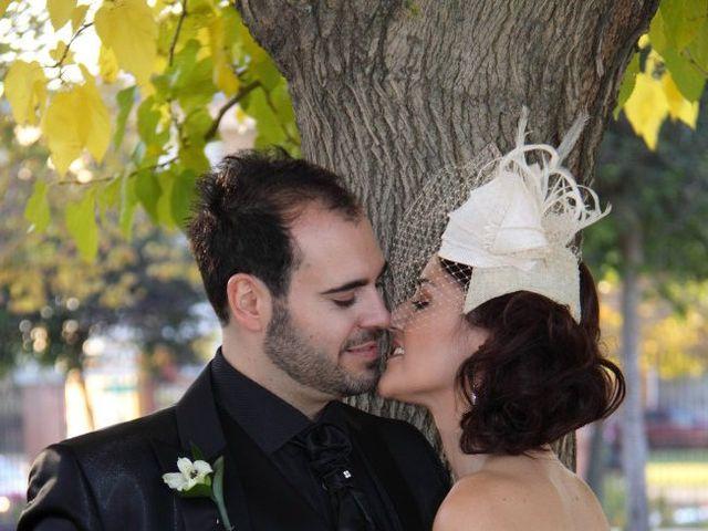 La boda de Víctor y Mª Jesús en Pinto, Madrid 33