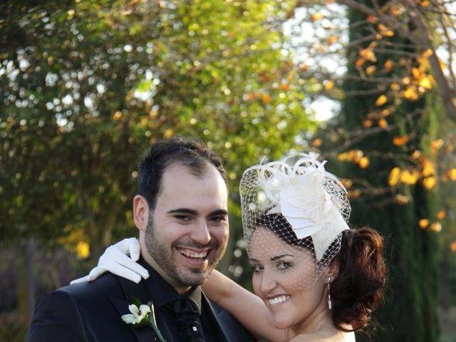 La boda de Víctor y Mª Jesús en Pinto, Madrid 35