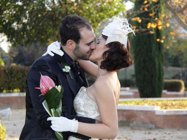 La boda de Víctor y Mª Jesús en Pinto, Madrid 36