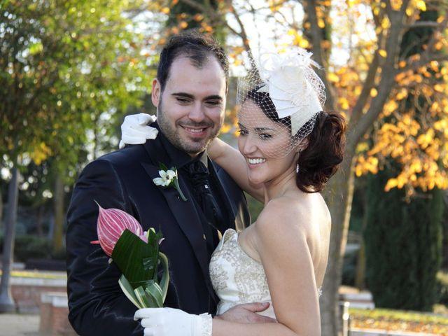 La boda de Víctor y Mª Jesús en Pinto, Madrid 37