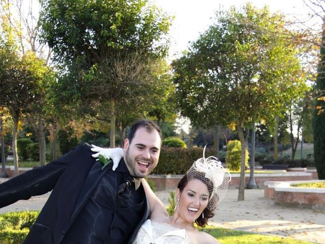 La boda de Víctor y Mª Jesús en Pinto, Madrid 38