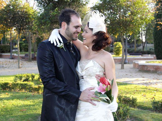 La boda de Víctor y Mª Jesús en Pinto, Madrid 39