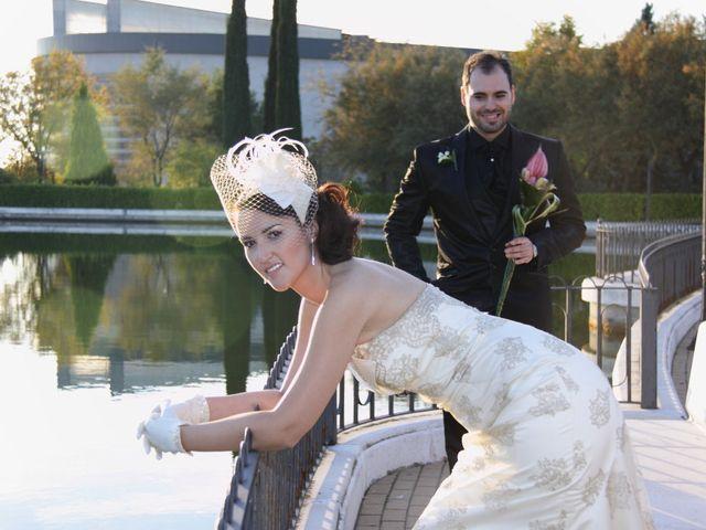 La boda de Víctor y Mª Jesús en Pinto, Madrid 42