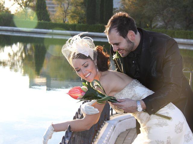 La boda de Víctor y Mª Jesús en Pinto, Madrid 43