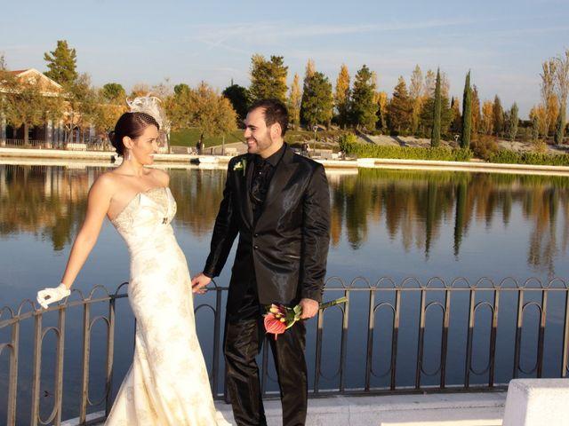 La boda de Víctor y Mª Jesús en Pinto, Madrid 46