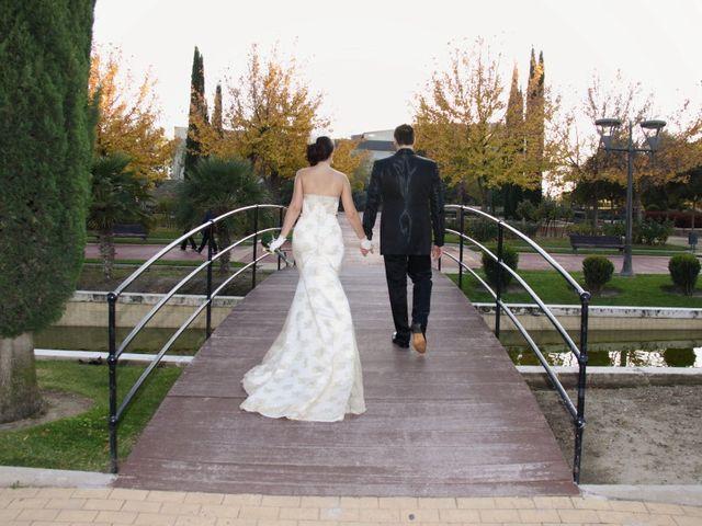 La boda de Víctor y Mª Jesús en Pinto, Madrid 48