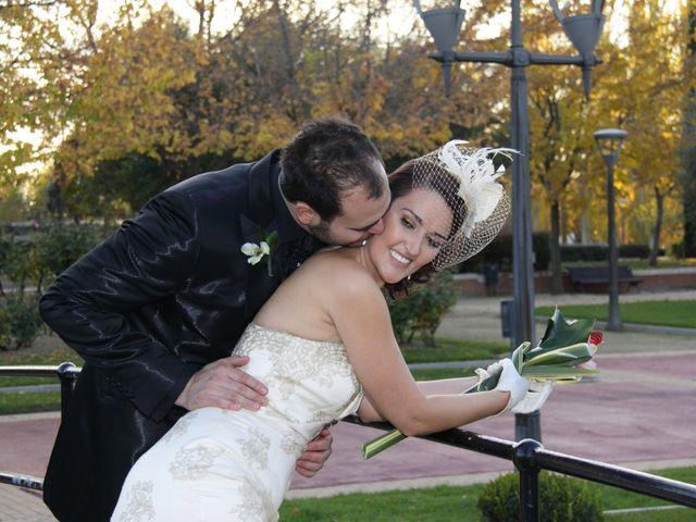 La boda de Víctor y Mª Jesús en Pinto, Madrid 52