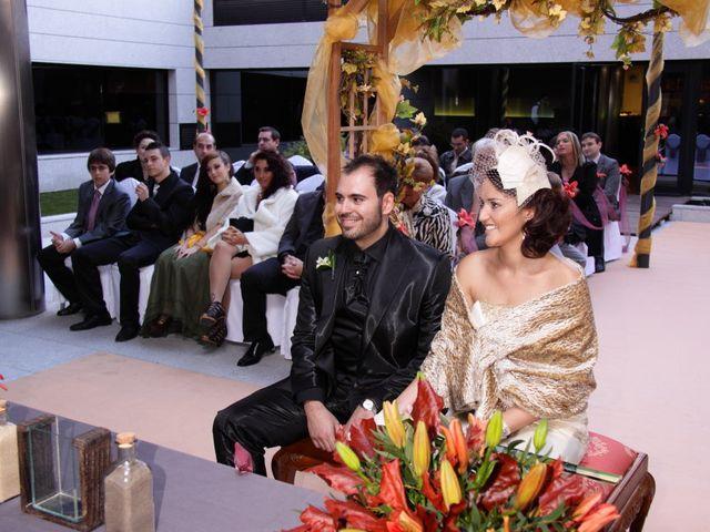 La boda de Víctor y Mª Jesús en Pinto, Madrid 63