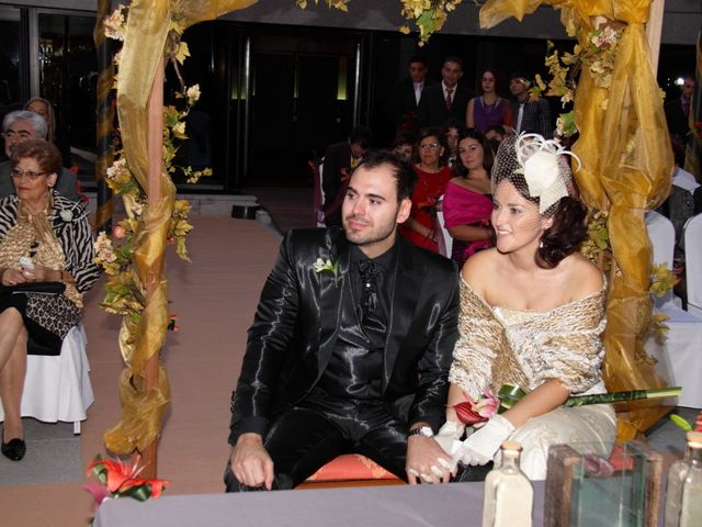 La boda de Víctor y Mª Jesús en Pinto, Madrid 69