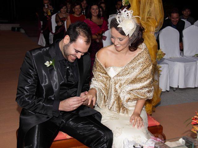 La boda de Víctor y Mª Jesús en Pinto, Madrid 77