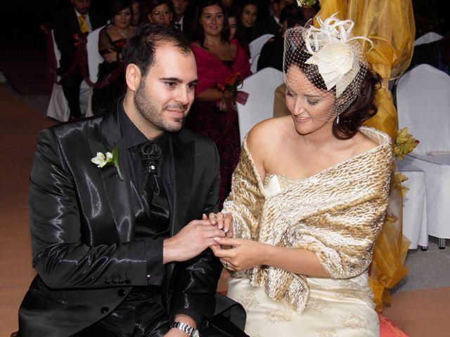 La boda de Víctor y Mª Jesús en Pinto, Madrid 79