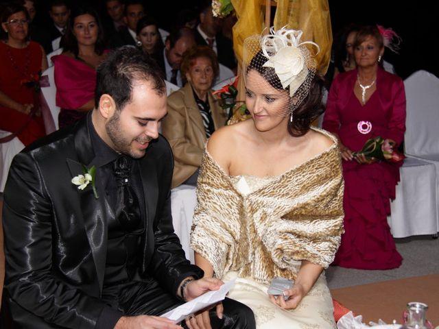La boda de Víctor y Mª Jesús en Pinto, Madrid 82