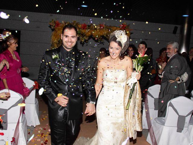 La boda de Víctor y Mª Jesús en Pinto, Madrid 2