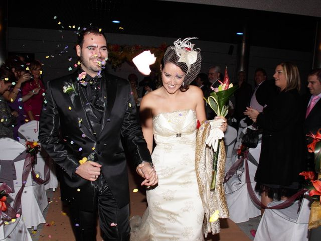 La boda de Víctor y Mª Jesús en Pinto, Madrid 84